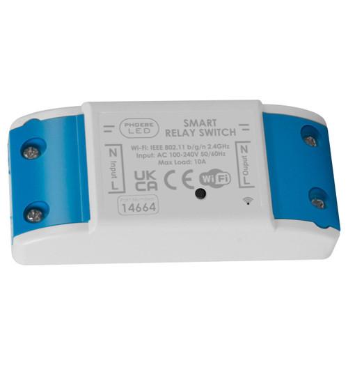 Phoebe LED Smart Relay Switch 500W Wifi