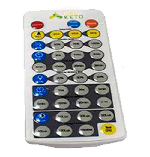 Phoebe LED Remote Control for Keto Microwave Sensor