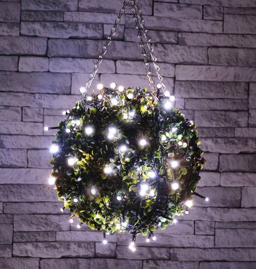 Lyyt LED Battery Operated String Light Cool White Image 1