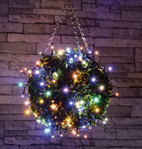 Lyyt LED Battery Operated String Light Multicoloured Image 1
