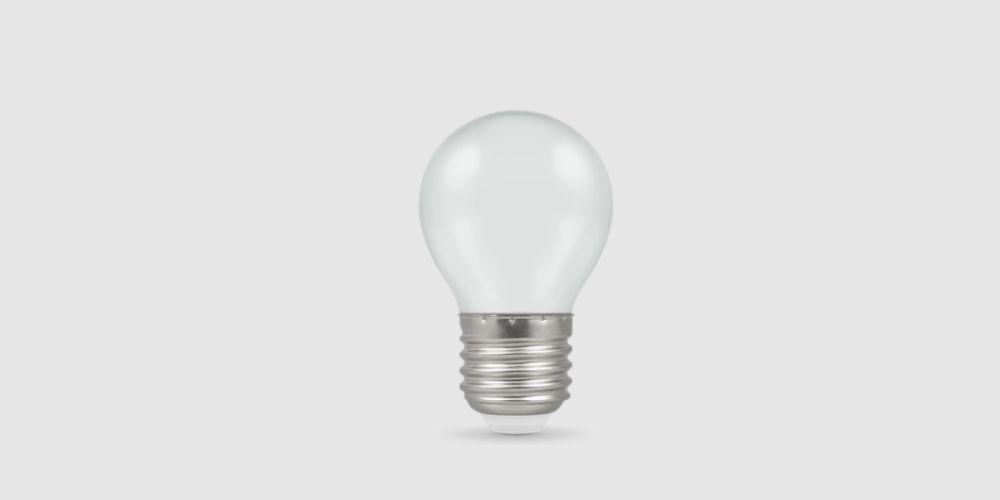 Golfball Light Bulbs