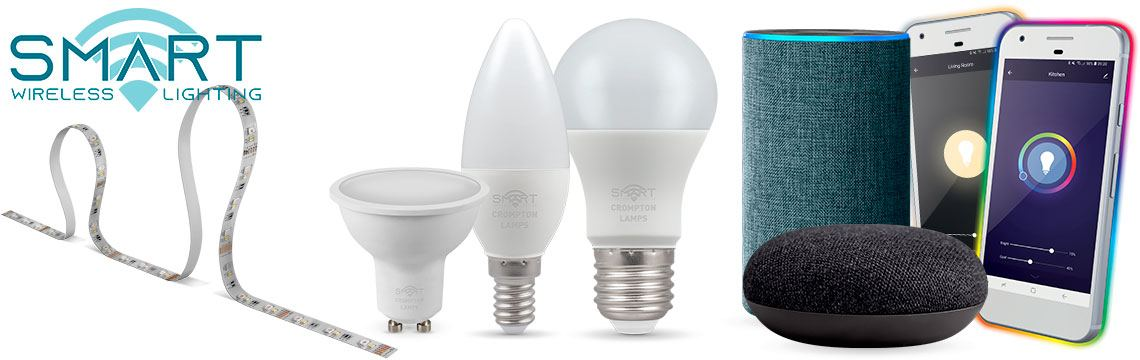 LED Smart WIFI Light Bulbs