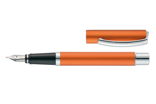 Online Vision Classic Flashy Orange Fountain Pen