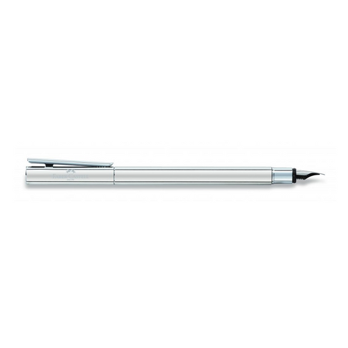 faber-castell-neo-slim-stainless-steel-shiny-polished-chrome-fountain-pen-3