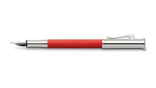graf-von-faber-castell-guilloche-india-red-fountain-pen-cap-posted