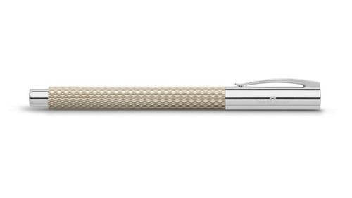 Faber Castell Ambition Opart White Sand Fountain Pen Ryanpens