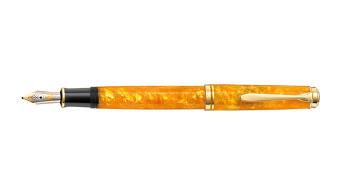 pelikan-souveran-m600-vibrant-orange-fountain-2