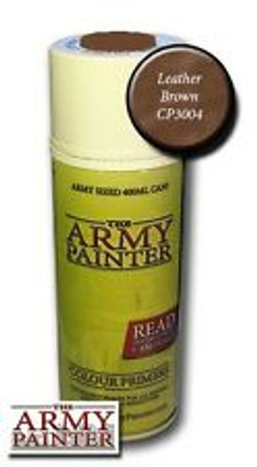 Leather Brown Colour Primer