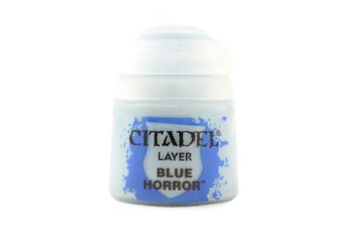 Layer: Blue Horror