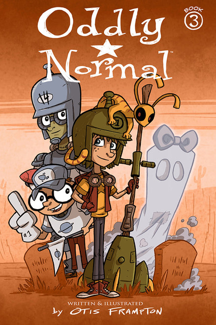 Oddly Normal Book 3 TP