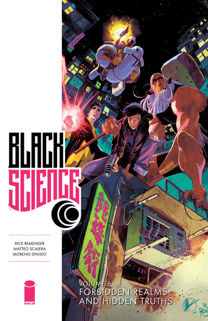 Black Science Vol 6 TP
