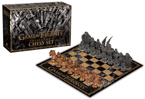 Chess: Game of Thrones