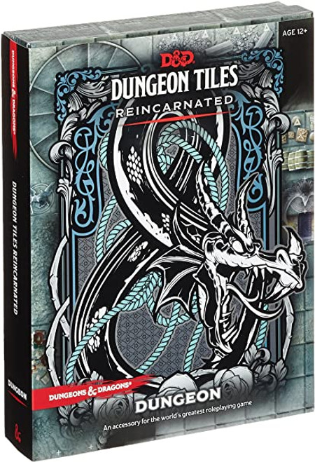Dungeon Tiles - Dungeon