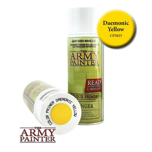 Daemonic Yellow Colour Primer