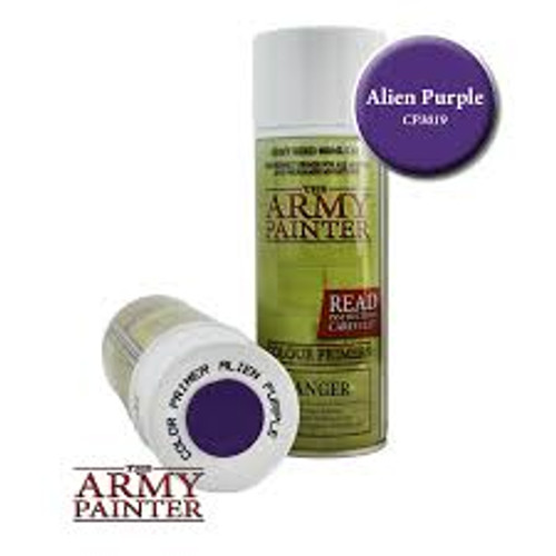 Alien Purple Colour Primer