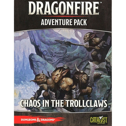 Dragonfire: Chaos Trollclaws