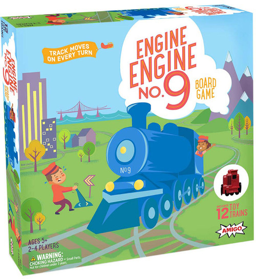 Engine, Engine No 9