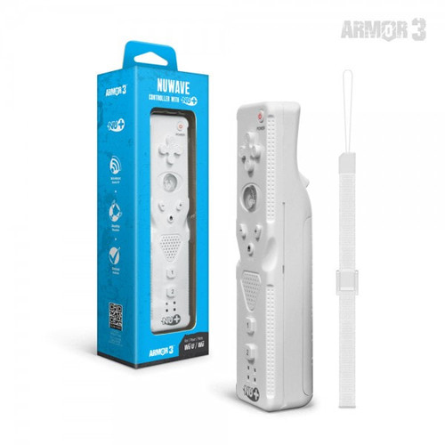 NuWave Wii Controller with Nu+