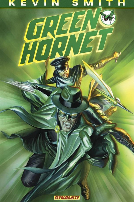 Green Hornet by Smith HC Vol 1