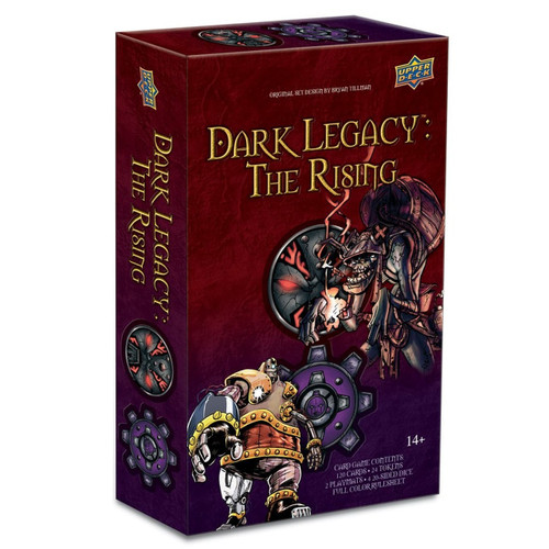 Dark Legacy: The Rising - Chaos