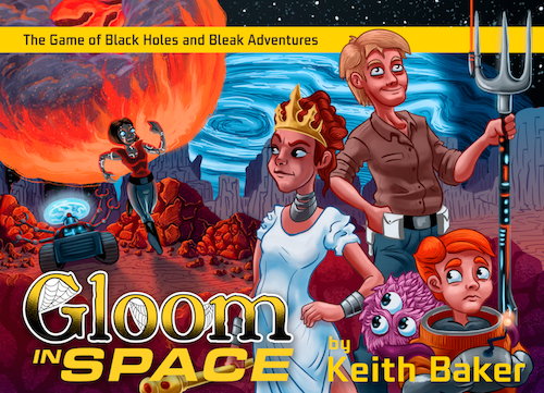 Gloom: Gloom In Space