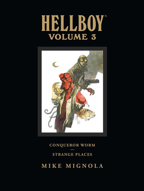 Hellboy Library HC Vol 3