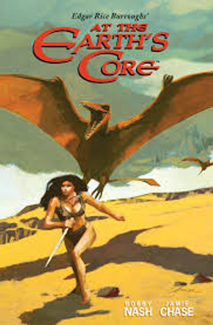 At the Earth's Core HC