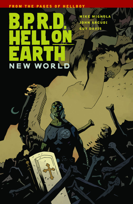BPRD Hell on Earth Vol 1 TP