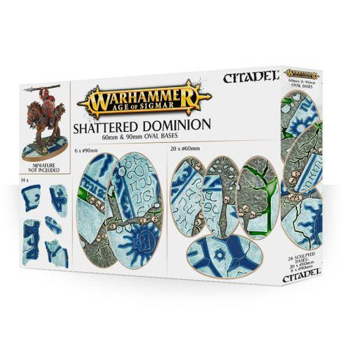 Shattered Dominion 60 & 90mm