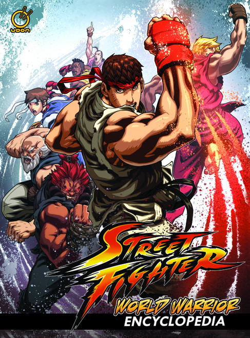 Street Fighter World Warrior HC