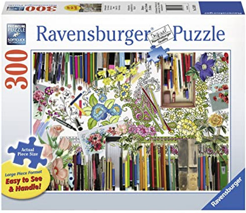Color with Me 300pc Puzzle
