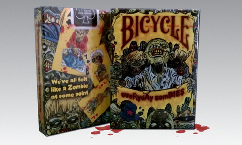Bicycle Everyday Zombie Cards