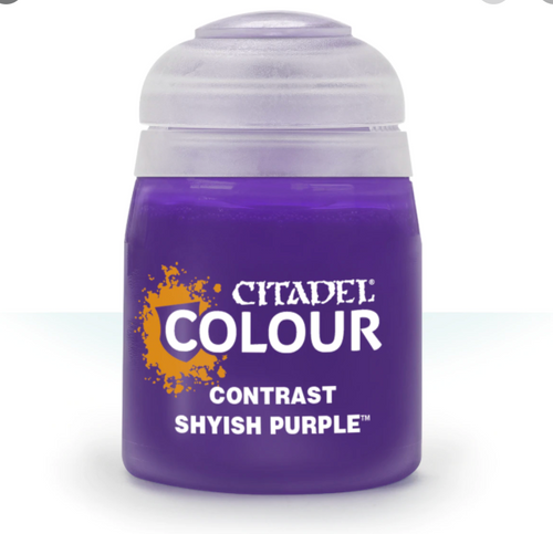 Contrast: Shyish Purple