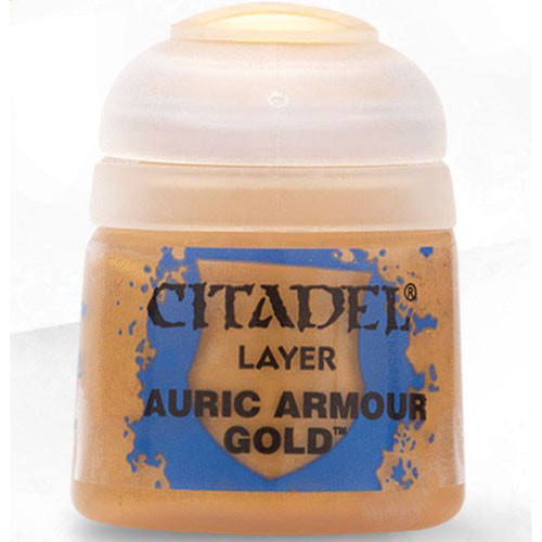 Layer: Auric Armour Gold