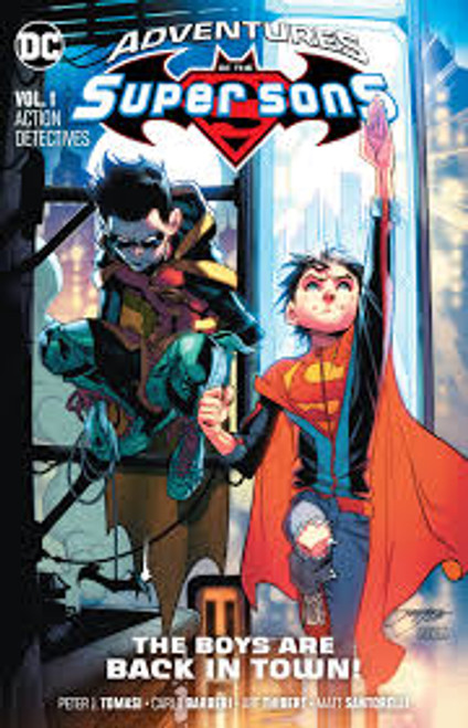 Adventures of the Super Sons TP