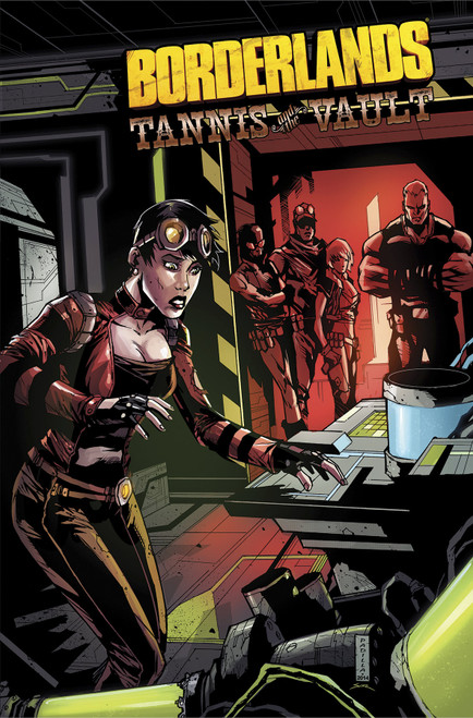 Borderlands Vol 3 Tannis & The