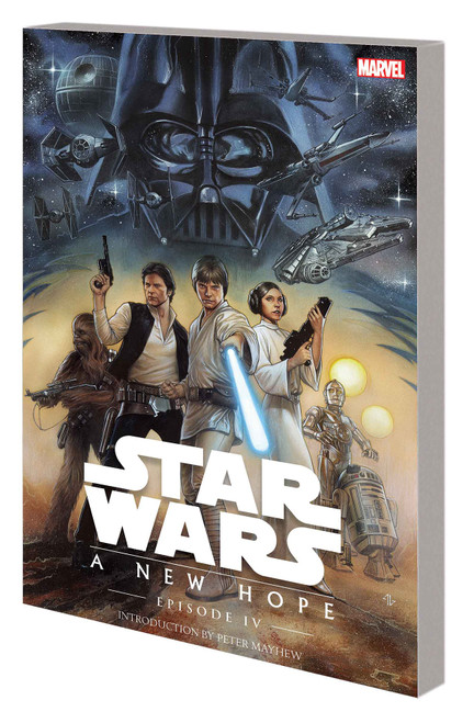 Star Wars Episode IV TP
