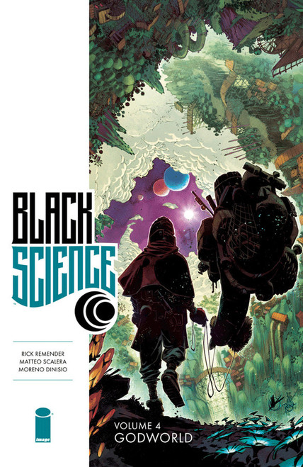Black Science TP Vol 4