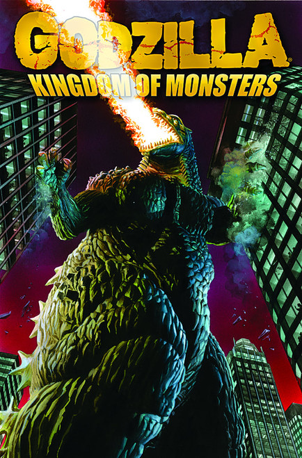 Godzilla Kingdom of Monsters V1