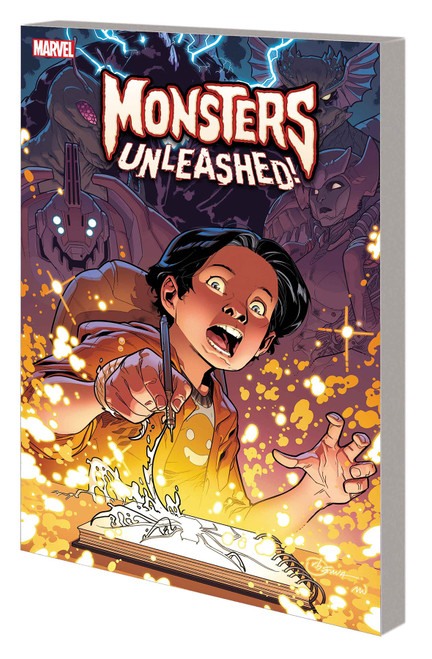 Monsters Unleashed Vol 2