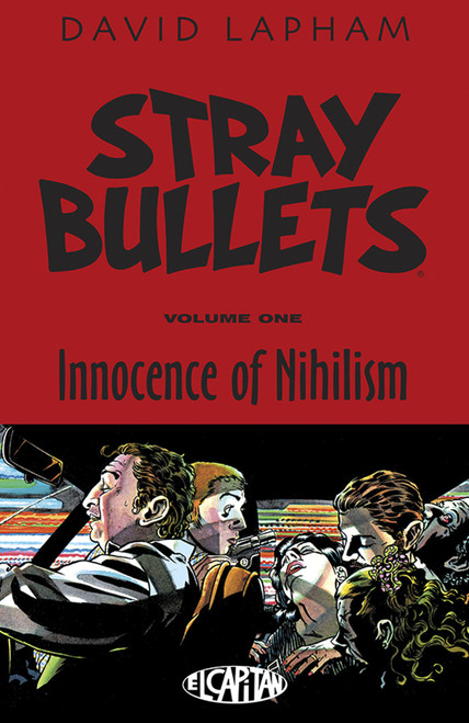Stray Bullets Vol 1 TP