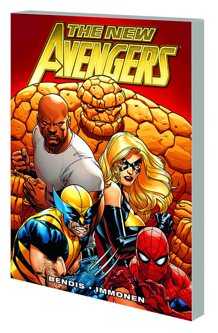 New Avengers Vol 1 by Bendis