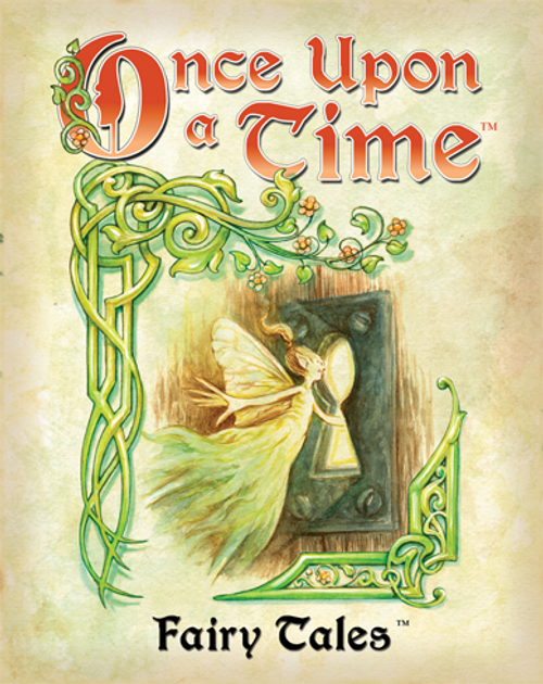 Once Upon a Time-Fairy Tales