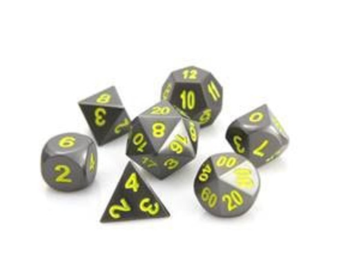 RPG Set - Gunmetal Yellow