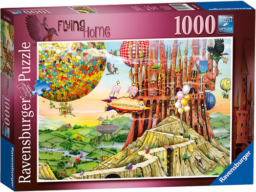 Flying Home 1000 pc