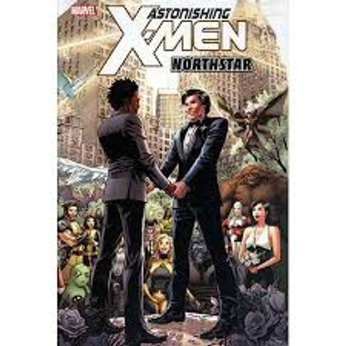 Astonishing X-Men: Northstar HC