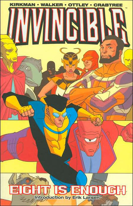 Invincible Vol 2 Eight is Enoug