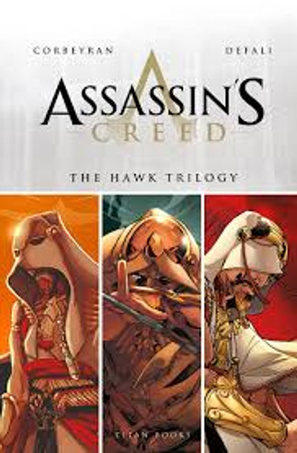 Assassins Creed Hawk Trilogy HC