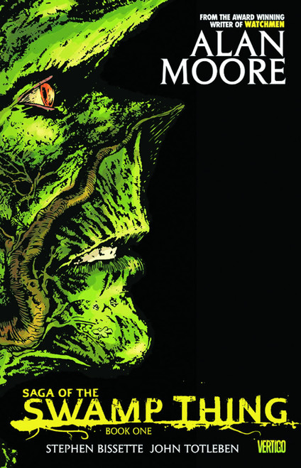 Saga of Swamp Thing TP Vol 1