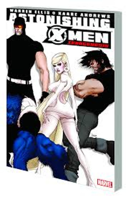 Astonishing X-Men Xenogenesis